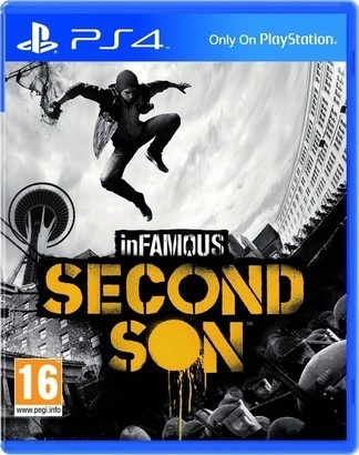 Sony InFamous Second Son PS4