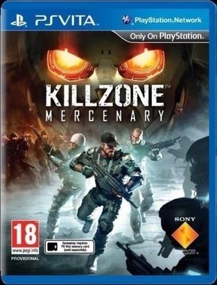 Sony Killzone Mercenary VITA
