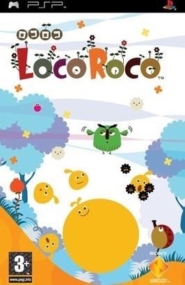 Sony Locoroco PSP