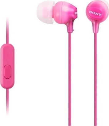 Sony MDR-EX15AP růžová