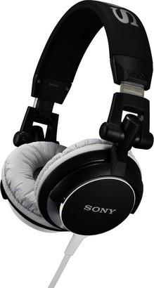 Sony MDR-V55B černá