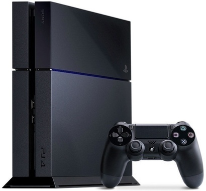 Sony PS4 1TB + 5 her (UNCH1,2,3, GOW3, TLOU)