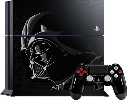 Sony PS4 1TB limited e. + Star Wars Battlefront