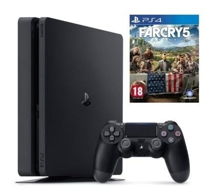 Sony PS4 1TB slim + Far Cry 5