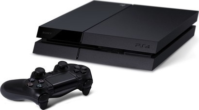 Sony PS4 500GB+Batman Arkham Knight