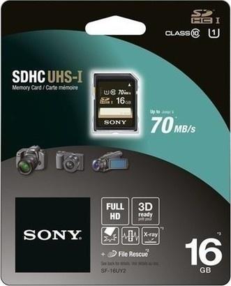 Sony SDHC 16GB