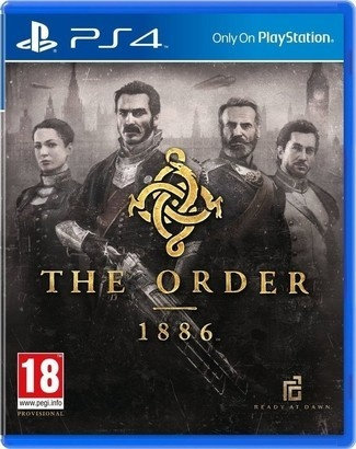 Sony The Order 1886 PS4