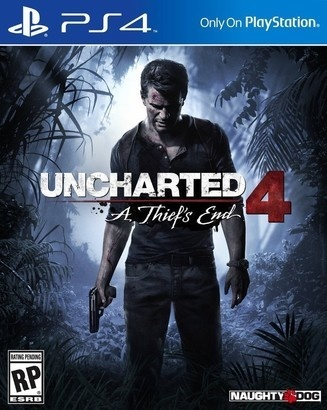 Sony Uncharted 4 hra PS4