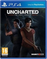 Sony Uncharted: The Lost Legacy hra PS4