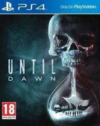 Sony Until Dawn PS4