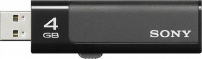 Sony USM 4GN USB Micro Vault Classic