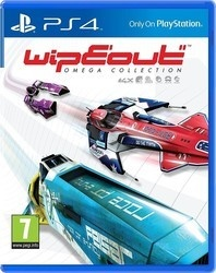 Sony WipEout Collection hra PS4