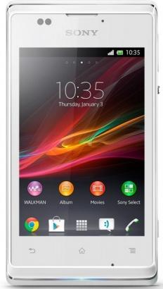 Sony Xperia E C1505 White