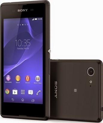 Sony Xperia E3 D2203 Black