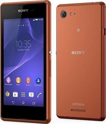 Sony Xperia E3 D2203 Copper