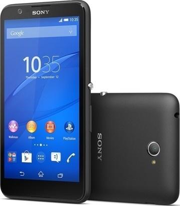 Sony Xperia E4 E2105 Black