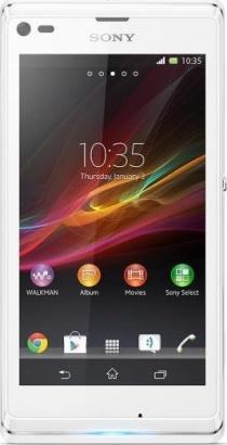 Sony Xperia L C2105 Diamond White