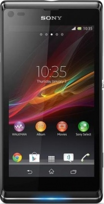 Sony Xperia L C2105 Starry Black