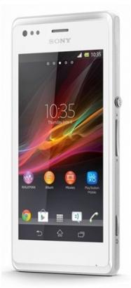 Sony Xperia M C1905 White