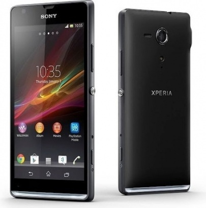 Sony Xperia SP C5303 Black