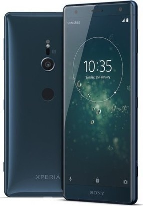 Sony Xperia XZ2 PF22 Green