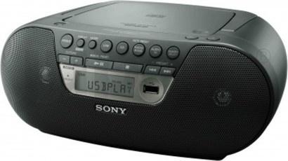 Sony ZS PS30X110BPI + sluchátka