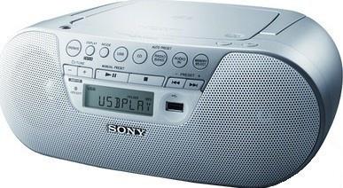 Sony ZS PS30X110WPI + sluchátka