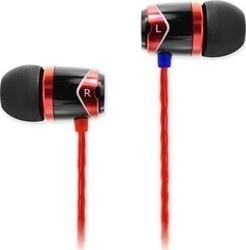 SoundMAGIC E10 černá/červená