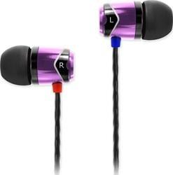 SoundMAGIC E10 černá/fialová
