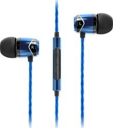 SoundMAGIC E10C headset černá/modrá
