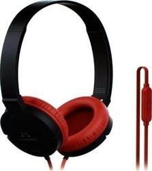 SoundMAGIC P11S černá/červená