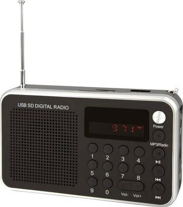 Soundmaster TR 150 černé