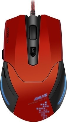 SPEED-LINK SL-680001-BKRD Gaming Mouse