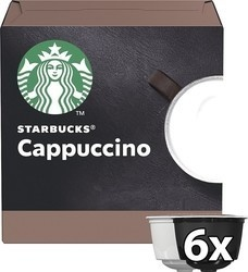 Starbucks Cappuccino 120g /12401283/