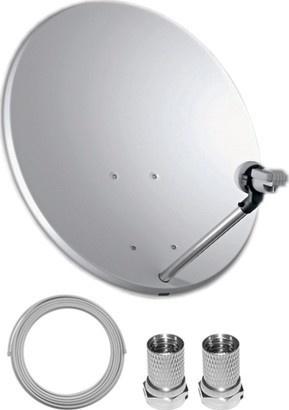 TELE System Satelitní 60 cm + LNB Single