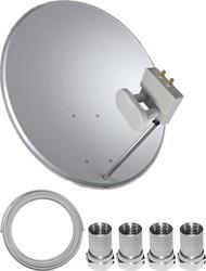 TELE System Satelitní 80 cm + Monoblock Twin