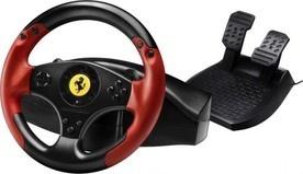 Thrustmaster Volant Ferrari Racing red