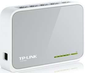 TP-LINK TL-SF1005D 5PORT Desktop Switch