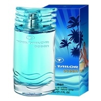 Tom Tailor Ocean Voda po holení 50 ml