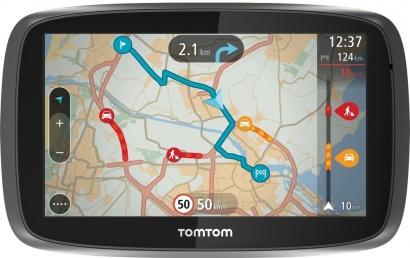 TomTom GO 500 Europe Lifetime