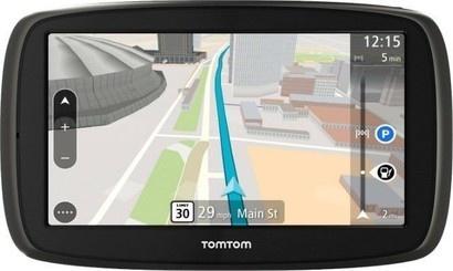 TomTom GO 61 World Traffic Lifetime