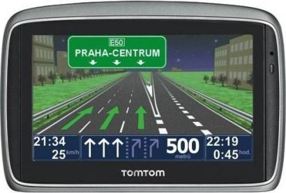 TomTom GO 750T