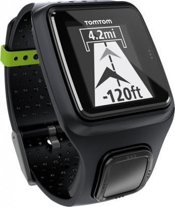 TomTom GPS hodinky Runner Dark Grey