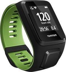 TomTom Runner 3 Cardio (S) černá/zelená
