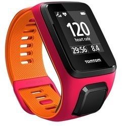 TomTom Runner 3 Cardio (S) růžová/oranžová