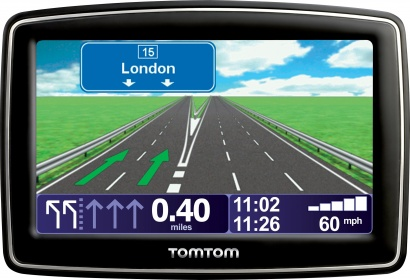 TomTom XL IQ ROUTES Europe Traffic