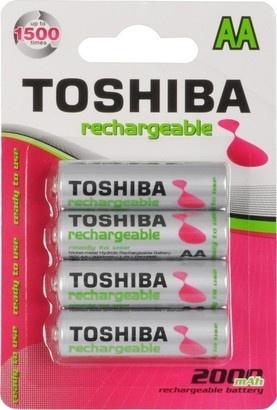 Toshiba BAT 2000 mAh TNH-6ME 4BP AA