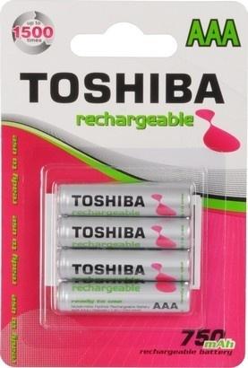Toshiba BAT 750 mAh TNH-03AE 4BP AAA
