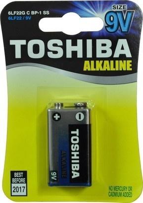 Toshiba BAT G 6LF22G 1BP 9V