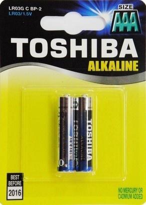 Toshiba BAT G LR03 2BP AAA